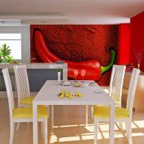 Fotótapéta - Red hot chili pepper  -  ajandekpont.hu