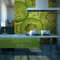 Fotótapéta - Fresh kiwi pattern