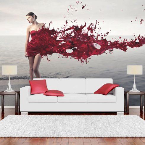 Fotótapéta - Red beauty  -  ajandekpont.hu