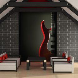 Fotótapéta - Elektromos gitár