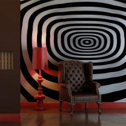 Fotótapéta - Optical art, art and visual illusion