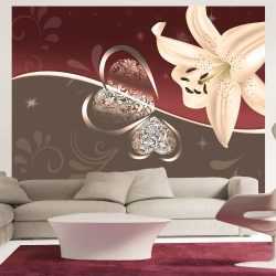 Fotótapéta - Cream lily l