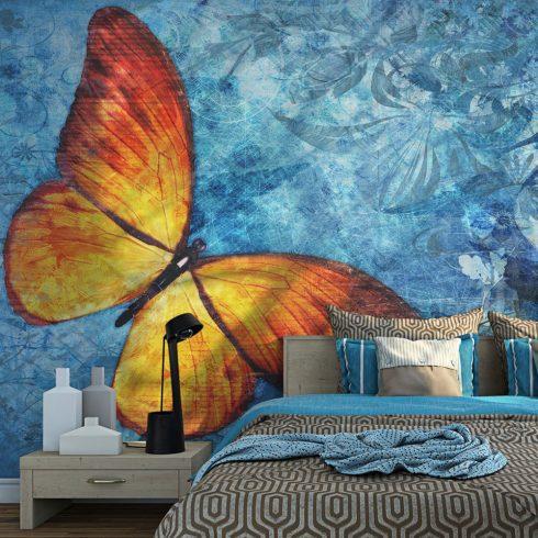 Fotótapéta - Fiery butterfly  -  ajandekpont.hu