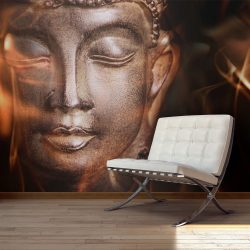 Fotótapéta - Buddha. Fire of meditation l