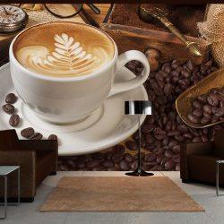 Fotótapéta - Talán kávét l ?