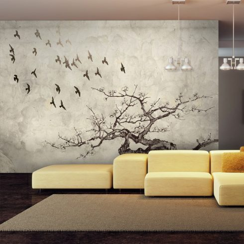 Fotótapéta - Flock of birds  -  ajandekpont.hu