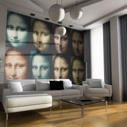 Fotótapéta - Mona Lisa (pop art) l