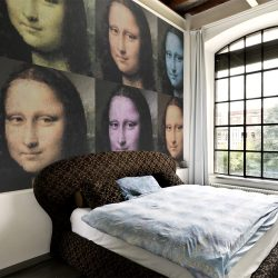 Fotótapéta - A titokzatos Mona Lisa mosolya l