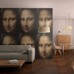 Fotótapéta - Portrait of Mona Lisa l