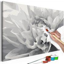 Kifestő - Black & White Flower