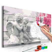 Kifestő - Angels (Pink Orchid)