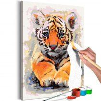 Kifestő - Baby Tiger