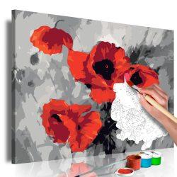 Kifestő - Bouquet of Poppies