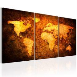 Vászonkép - Rusty continents
