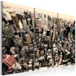 Vászonkép - The tallest buildings in New York City