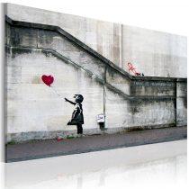 Vászonkép - There is always hope (Banksy)