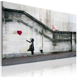 Vászonkép - There is always hope (Banksy)