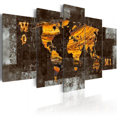 Kép - Hidden Treasure (World Map) - ajandekpont.hu