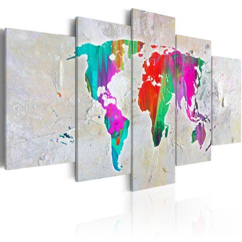 Kép - Colourful Planet - ajandekpont.hu