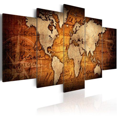 Kép - Amber Map - ajandekpont.hu