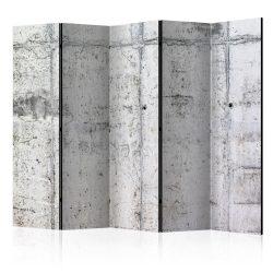 Paraván - Concrete Wall II [Room Dividers] 5 részes 225x172 cm