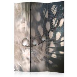 Paraván - Elegant Feather [Room Dividers] 3 részes  135x172 cm  -  ajandekpont.hu
