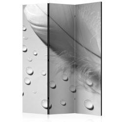 Paraván - White Feather [Room Dividers] 3 részes  135x172 cm  -  ajandekpont.hu