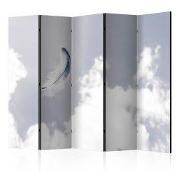 Paraván - Angelic Feather II [Room Dividers] 5 részes 225x172 cm