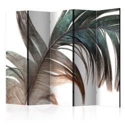 Paraván - Beautiful Feather II [Room Dividers] 5 részes 225x172 cm