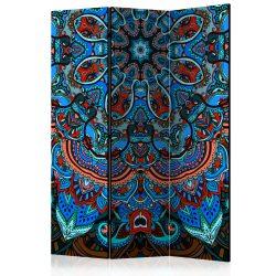 Paraván - Blue Fantasy [Room Dividers] 3 részes  135x172 cm
