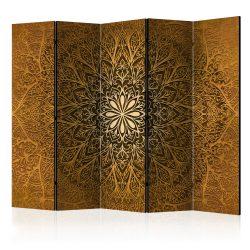 Paraván - Sacred Circle II [Room Dividers] 5 részes 225x172 cm
