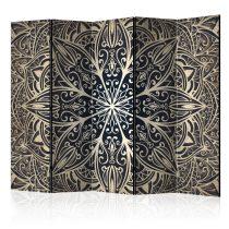 Paraván - Feathers (Brown) II [Room Dividers] 5 részes 225x172 cm