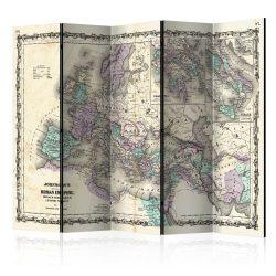Paraván - Johnson's Roman Empire [Room Dividers] 5 részes 225x172 cm