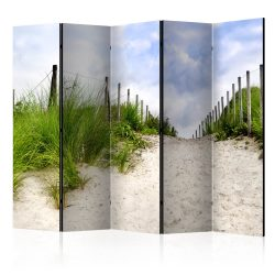 Paraván - Path to the Sea II [Room Dividers] 5 részes 225x172 cm
