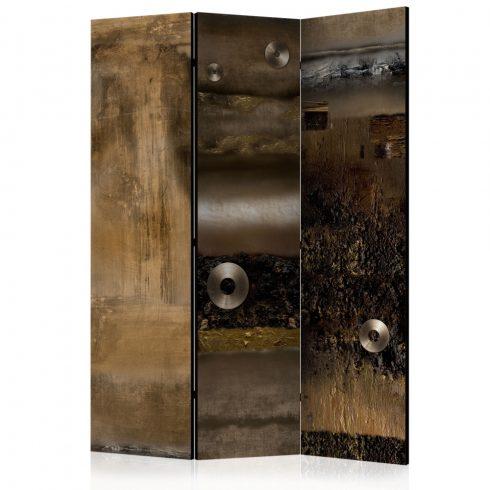 Paraván - Metal Alliance [Room Dividers] 3 részes  135x172 cm  -  ajandekpont.hu