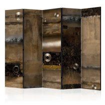 Paraván - Metal Alliance II [Room Dividers] 5 részes 225x172 cm