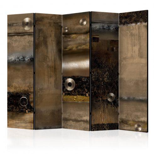 Paraván - Metal Alliance II [Room Dividers] 5 részes 225x172 cm  -  ajandekpont.hu