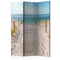 Paraván - Holiday at the Seaside [Room Dividers]3 részes  135x172 cm