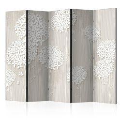 Paraván - Paper Dandelions II [Room Dividers] 5 részes 225x172 cm
