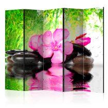 Paraván - Fuzzy Reflection II [Room Dividers] 5 részes 225x172 cm