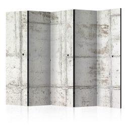 Paraván - Urban Bunker II [Room Dividers] 5 részes 225x172 cm