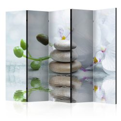Paraván - Water Reflection II [Room Dividers] 5 részes 225x172 cm