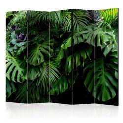 Paraván - Rainforest II [Room Dividers] 5 részes 225x172 cm