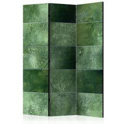Paraván - Green Puzzle [Room Dividers] 3 részes  135x172 cm