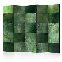 Paraván - Green Puzzle II [Room Dividers] 5 részes 225x172 cm