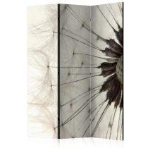 Paraván - White Dandelion [Room Dividers] 3 részes  135x172 cm