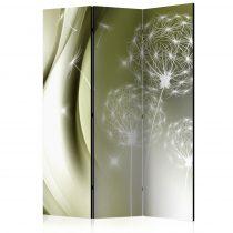 Paraván - Green Gentleness [Room Dividers] 3 részes  135x172 cm