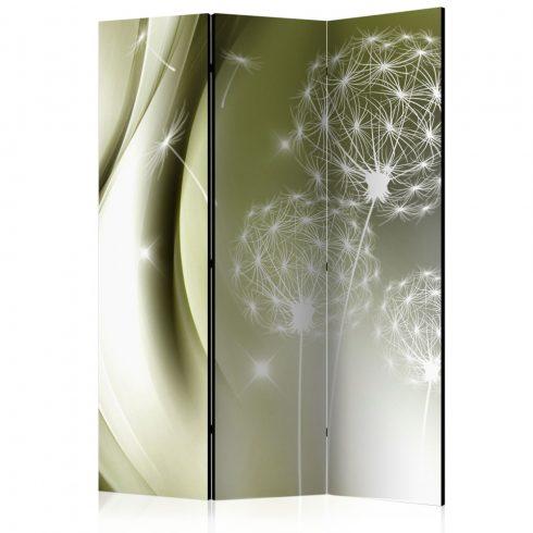 Paraván - Green Gentleness [Room Dividers] 3 részes  135x172 cm  -  ajandekpont.hu