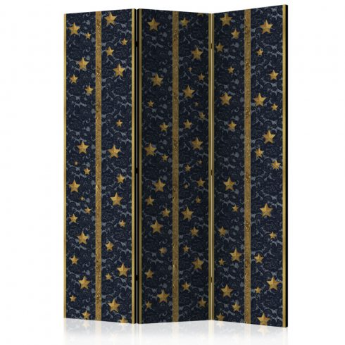 Paraván - Lace Constellation [Room Dividers] 3 részes  135x172 cm  -  ajandekpont.hu