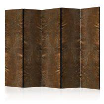 Paraván - Copper Chic II [Room Dividers] 5 részes 225x172 cm